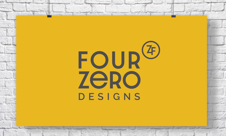 four zero logo